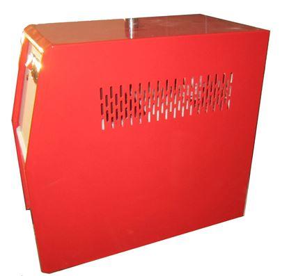 Kırmızı buhar jeneratörü