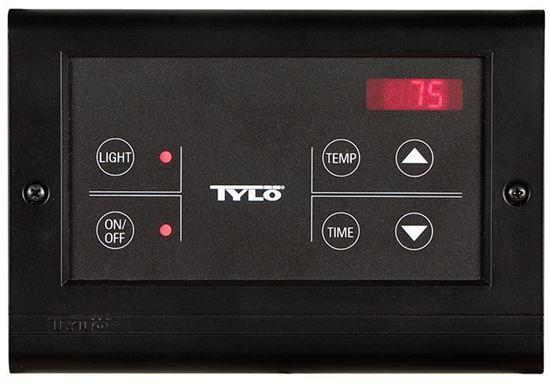 Tylö cc50 Kontrol paneli